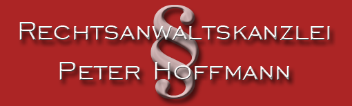 Rechtsanwaltskanzlei Peter Hoffmann
